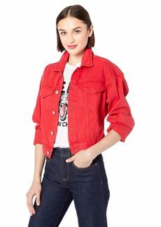 DL 1961 DL1961 Women's Annie: Cropped Jacket  XS