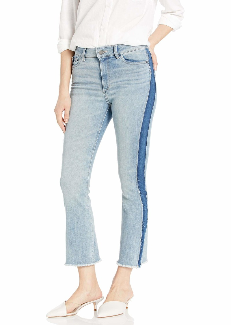 DL 1961 DL1961 Women's Bridget High Rise Bootcut fit Crop Jeans