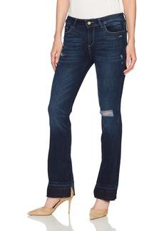 DL 1961 DL1961 Women's Bridget Mid Rise Bootcut Jeans