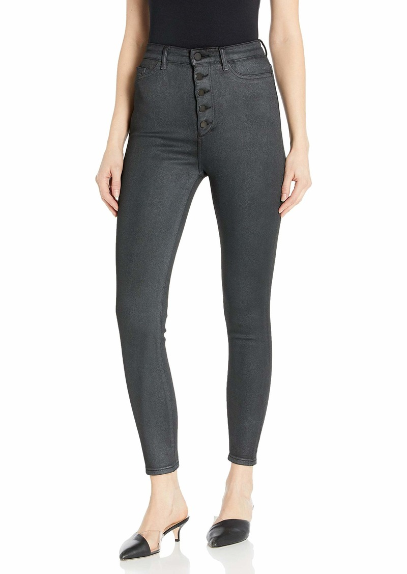 DL 1961 DL1961 Women's Chrissy Instasculpt High Rise Skinny Fit Ankle Jean