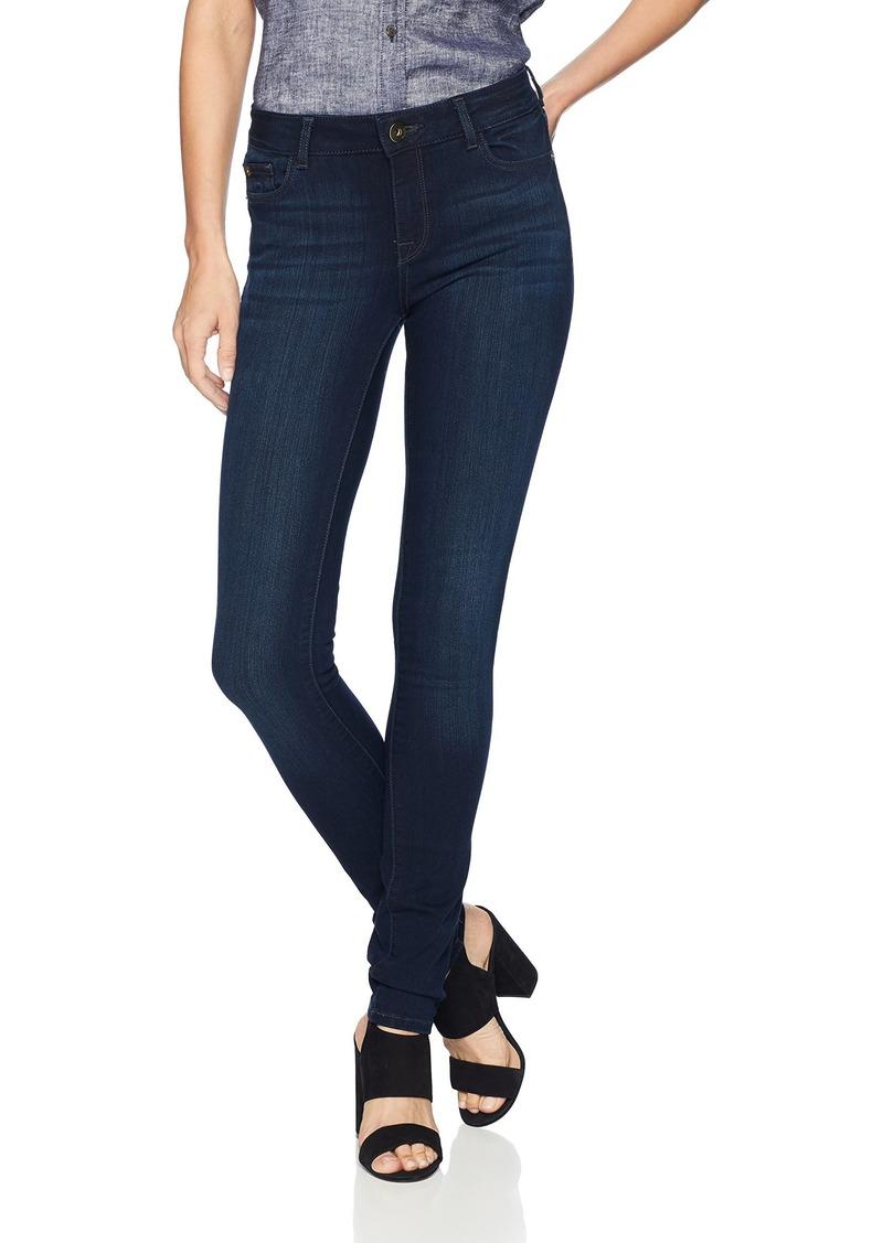 DL 1961 DL1961 Women's Danny Mid Rise Full Length Skinny Jeans