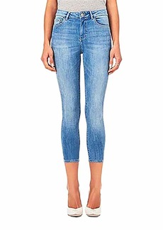 DL 1961 DL1961 Women's Farrow High Rise Cropped Skinny Jeans