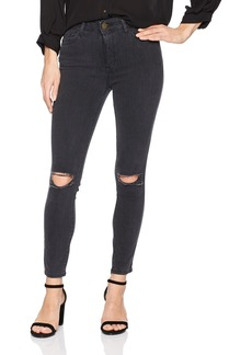 DL1961 Women's Farrow Instaslim High Rise Ankle Jeans