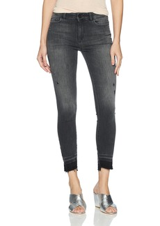 DL1961 Women's Farrow Instaslim Cropped High Rise Skinny Jean