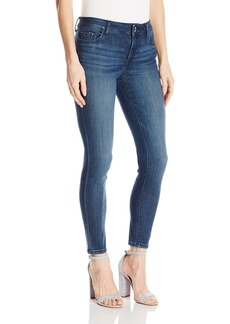 DL1961 Women's Florence Instasculpt Cropped Skinny Jeans In  Orwlel