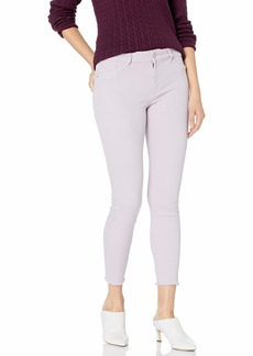 DL 1961 DL1961 Women's Florence Instasculpt Mid Rise Skinny Fit Cropped Jean