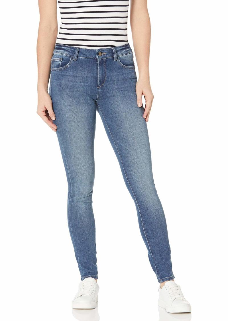 DL 1961 DL1961 Women's Florence Instasculpt Mid Rise Skinny Fit Jean