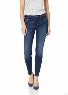 DL 1961 DL1961 Women's Florence Mid Rise 30' Skinny Jeans