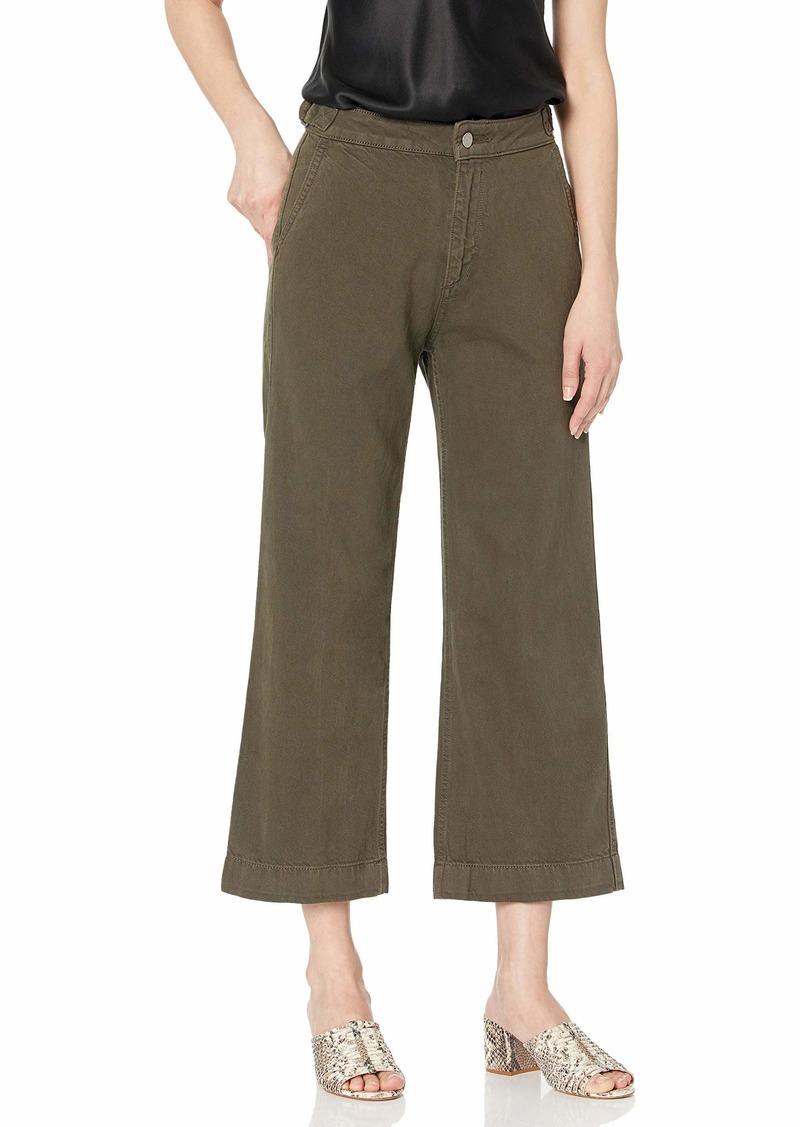 DL 1961 DL1961 Women's Hepburn High Rise Wide Leg Jeans