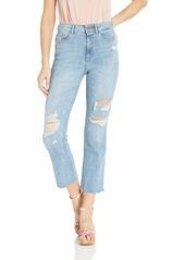 DL 1961 DL1961 Women's Jerry High Rise Vintage Straight Fit Jeans