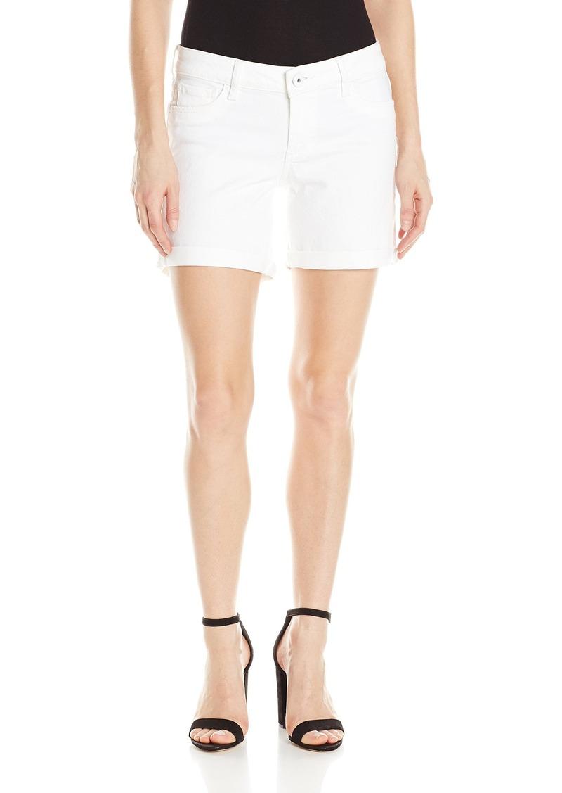DL 1961 DL1961 Women's Karlie Boyfriend Shorts Jeans  32
