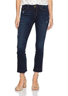 DL 1961 DL1961 Women's Lara Instasculpt Cropped Flare Jean