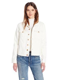 DL 1961 DL1961 Women's Maddox Denim Jacket  L