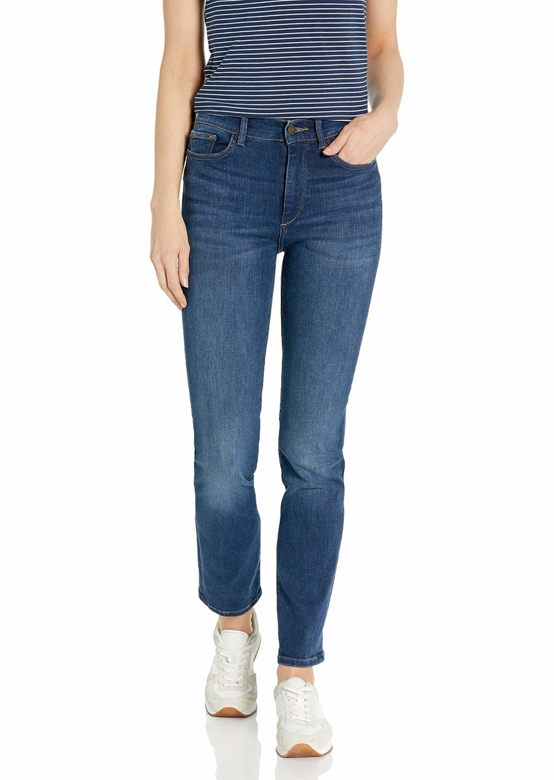 DL 1961 DL1961 Women's Mara High Rise Straight Fit Jeans