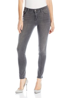 DL 1961 DL1961 Women's Margaux Ankle Skinny Coated Jeans