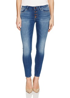 DL1961 Women's Margaux Instasculpt Ankle Skinny Jeans Steam