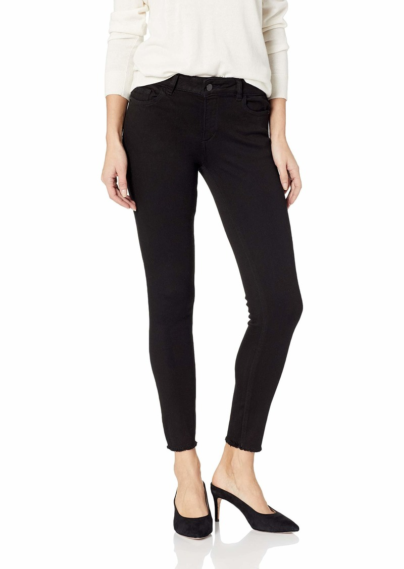 DL 1961 DL1961 Women's Margaux Mid Rise Ankle Skinny Jeans