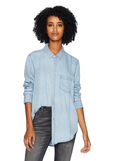 DL 1961 DL1961 Women's Massau & Manhattan Shirt  L