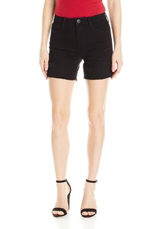 DL1961 Women's Monet High Rise Shorts Jeans