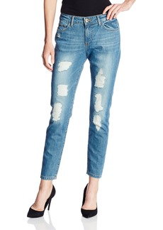 DL1961 Women's Nolita Destructed Jean  24