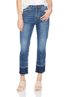 DL 1961 DL1961 Women's Patti High Rise Straight Jeans