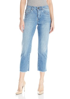 DL1961 Women's Patti High Rise Straight Jeans