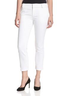 DL 1961 DL1961 Women's Poppy High Rise Slim Straight Trouser