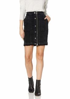 DL 1961 DL1961 Women's Poppy Skirt  M