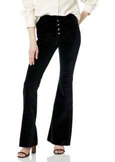DL 1961 DL1961 Women's Rachel Flare Ultra HIGH Rise Instasculpt Jean  30