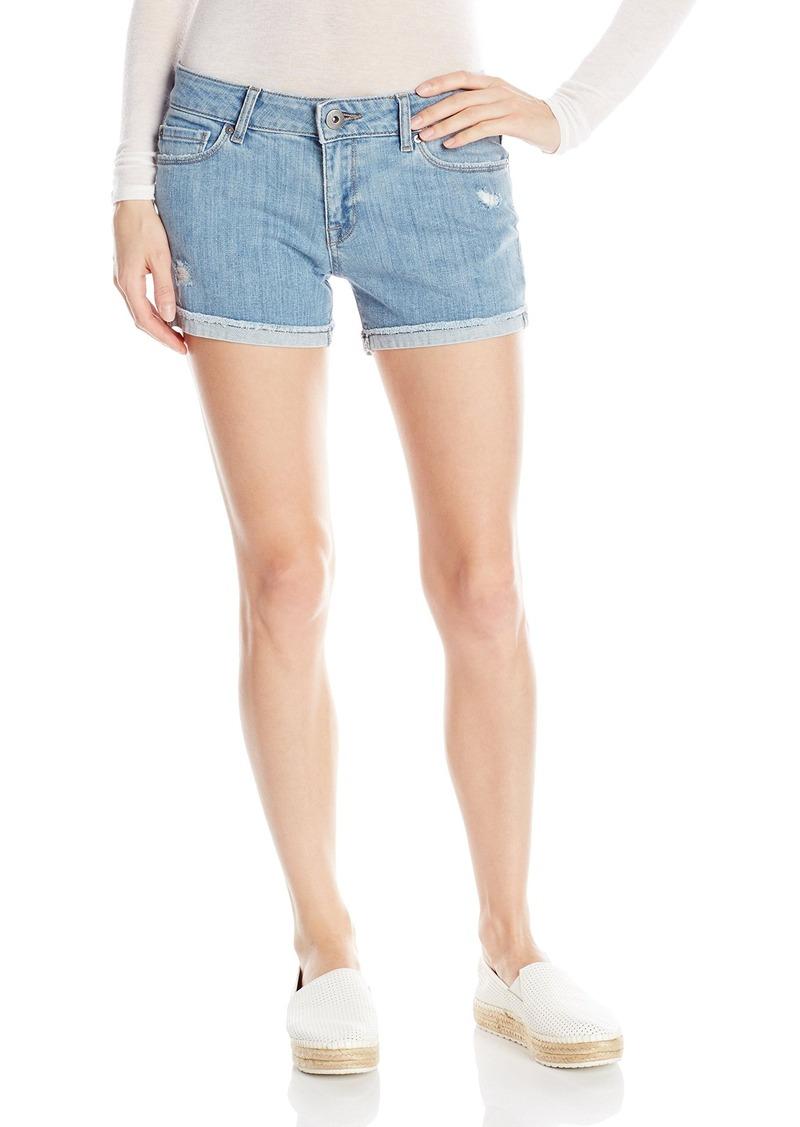 DL 1961 DL1961 Women's Renee Cut-Off Denim Shorts  25