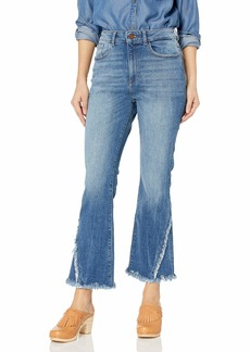 DL 1961 DL1961 Women's Wallace High Rise Cropped Flare