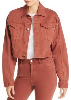 DL 1961 DL1961 x Marianna Hewitt Annie Oversized Crop Jacket