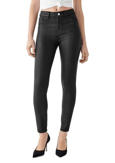 DL 1961 DL1961 x Marianna Hewitt Farrow Ankle High-Rise Jeans in Sonoma