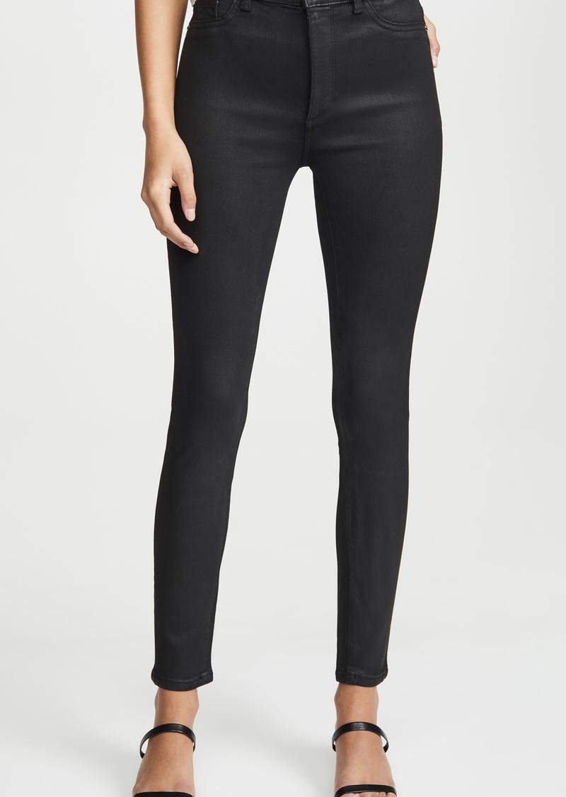 DL 1961 DL1961 x Marianna Hewitt Farrow Ankle High Rise Skinny Jeans