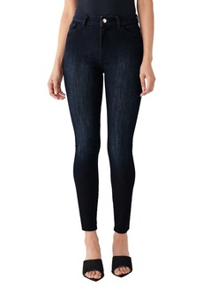 DL 1961 DL1961 x Marianna Hewitt Instasculpt Farrow High Waist Ankle Skinny Jeans (Fresno)