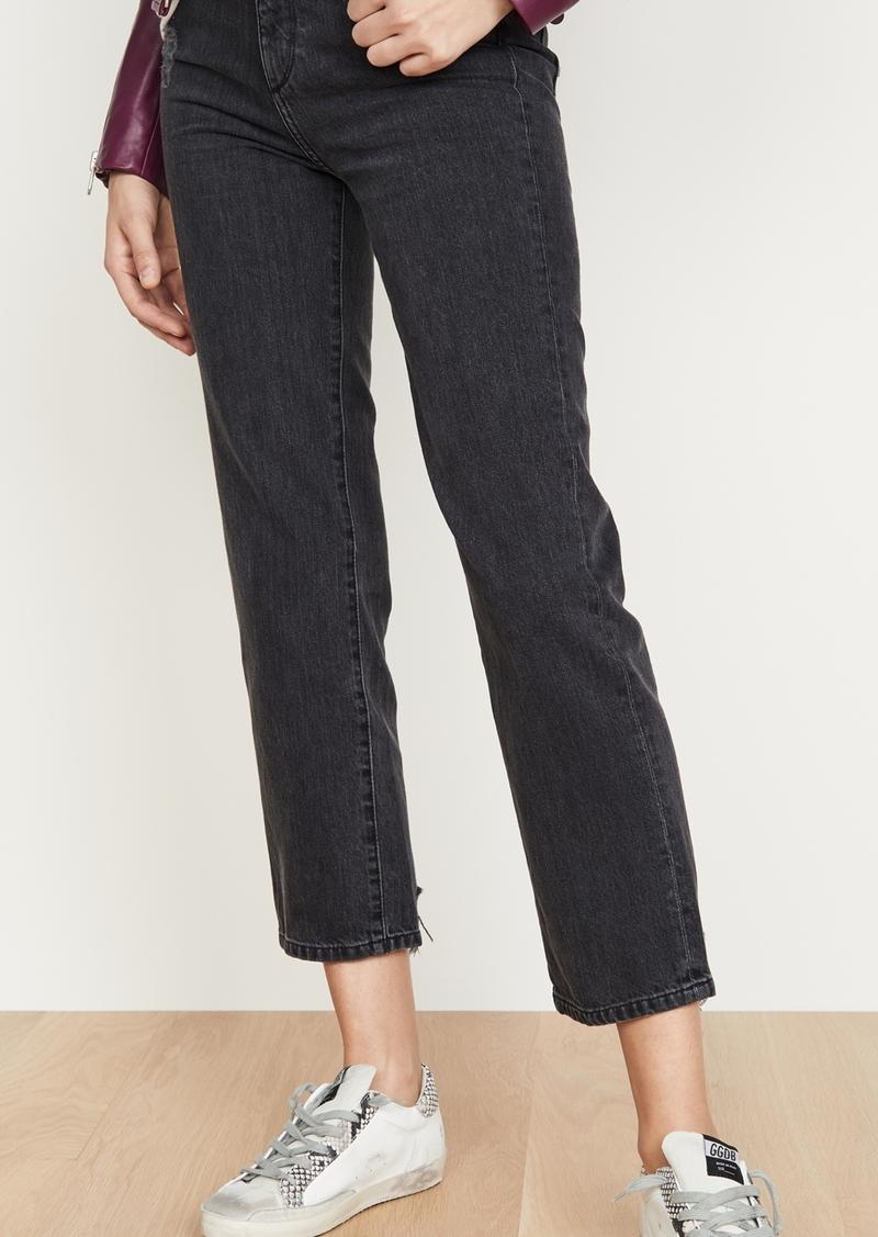 DL 1961 DL1961 x Marianna Hewitt Jerry High Rise Vintage Straight Jeans