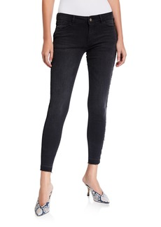 DL 1961 Emma Low Rise Skinny Jeans