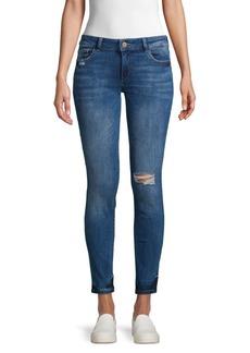 DL 1961 Emma Mid-Rise Skinny Jeans
