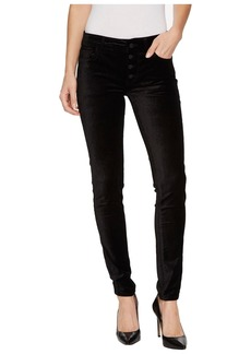 DL 1961 Emma Power Leggings in Jet Black
