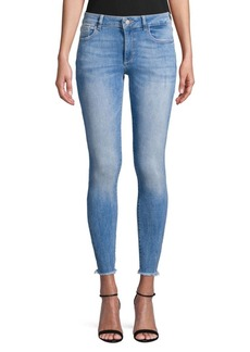 DL 1961 Emma Raw Edge Power Legging Jeans