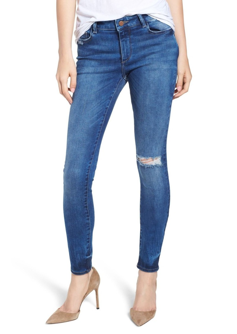 DL 1961 Emma Ripped Skinny Jeans