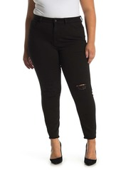DL 1961 Farrow High Rise Ankle Cut Skinny Jeans