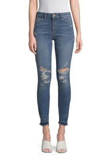 DL 1961 Farrow High-Rise Jeans