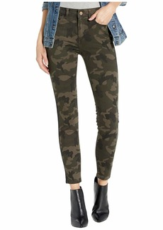 DL 1961 Florence Ankle Mid-Rise Skinny in Fort Greene