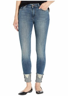 DL 1961 Florence Ankle Mid-Rise Skinny in Moore