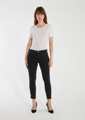 DL 1961 Florence Crop Mid Rise Skinny Jeans