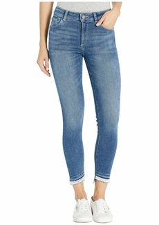DL 1961 Florence Cropped Mid-Rise Instasculpt Skinny in Adelaide