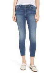 DL 1961 Florence Instasculpt Crop Skinny Jeans