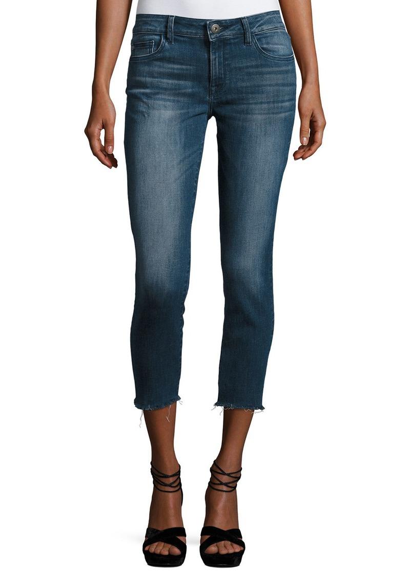 DL 1961 Florence Instasculpt Cropped Skinny Jeans  Stranded