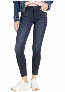 DL 1961 Florence Mid-Rise Ankle Dash Wash Skinny in Redmond